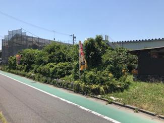 【外観】守山市水保町 売土地
