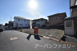 【外観】守山市千代町【2区画】2号地 売土地