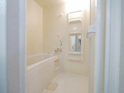【浴室】グランメール幌西B棟