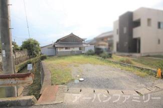 【外観】守山市木浜町 売土地