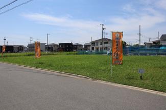 グランファミーロ金田東4 土地 袖ヶ浦駅 約80坪ある敷地は4LDKの間取りにカースペース4台とお庭をとることも可能な広さがございます。