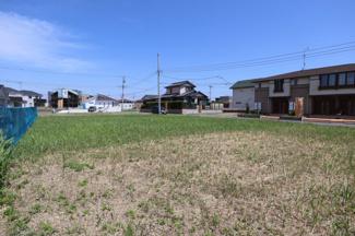 グランファミーロ金田東4 土地 袖ヶ浦駅 南向きにつき平屋でも日当たり良好です。