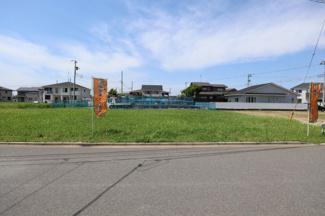 グランファミーロ金田東4 土地 袖ヶ浦駅 高低差のないフラットな敷地につき間取りの自由度良好です。
