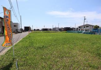グランファミーロ金田東4 土地 袖ヶ浦駅 お庭も広くとれますので、趣味のガーデニングや愛車のガレージなど設置可能です。