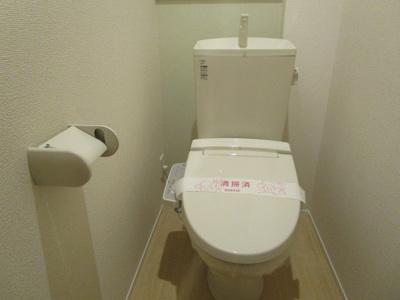 【トイレ】プリーマ松月