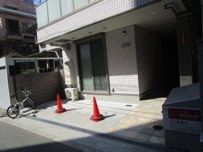 【駐車場】プリーマ松月