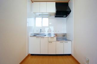 【キッチン】ホワイトハウスG
