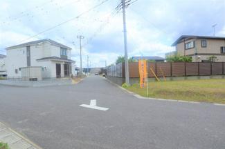 グランファミーロ金田東 土地 袖ヶ浦駅 三方向に出れますのでアクセス良好です。