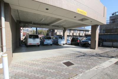 【駐車場】コンフォール左入