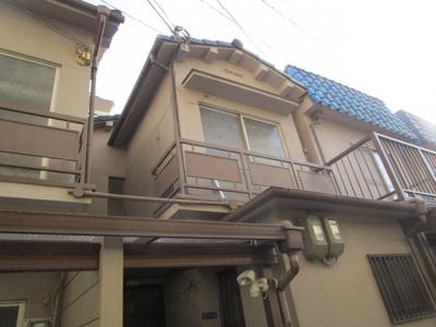 【外観】山坂長屋 B号