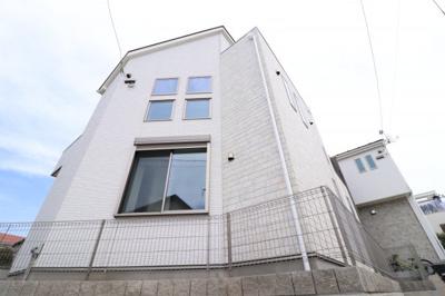 【外観】東急東横線「日吉」駅 新築一戸建て A号棟