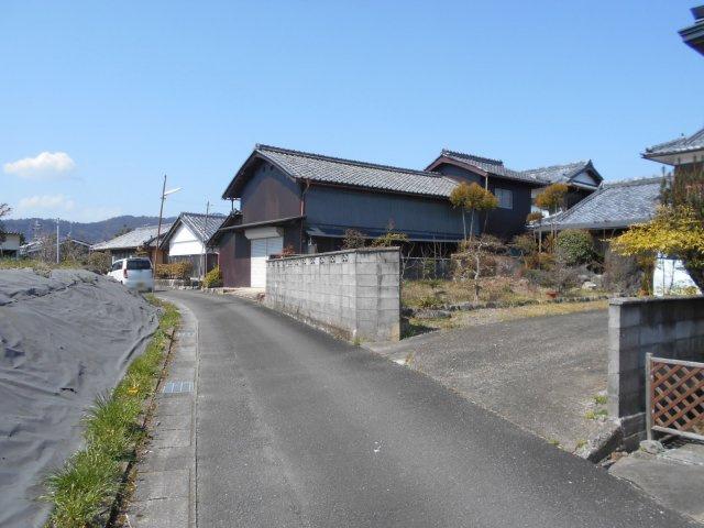 【前面道路含む現地写真】亀岡 大井町並河一丁目 一戸建