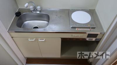 【キッチン】アンフィニィ・真上