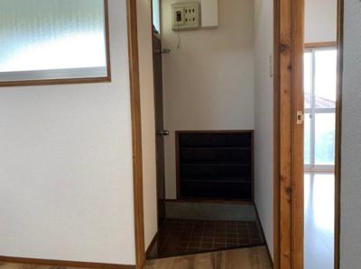 【玄関】三陽荘