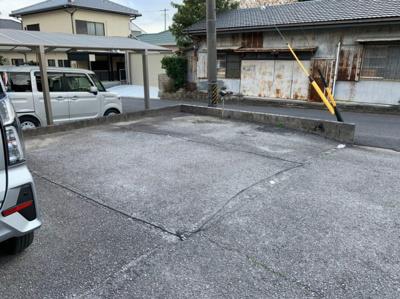 【駐車場】三陽荘