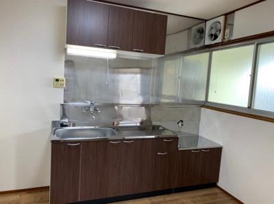 【キッチン】三陽荘