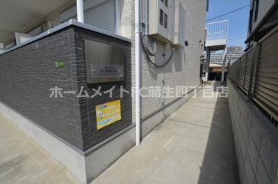【セキュリティ】アクロス京橋アパートメント