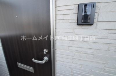 【玄関】アクロス京橋アパートメント