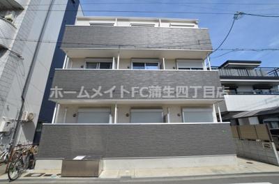 【外観】アクロス京橋アパートメント