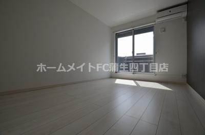 【居間・リビング】アクロス京橋アパートメント