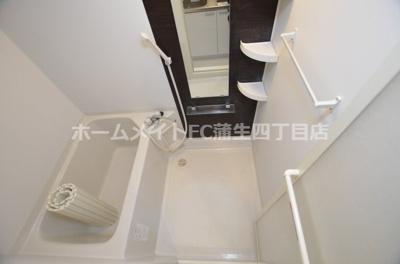 【浴室】アクロス京橋アパートメント