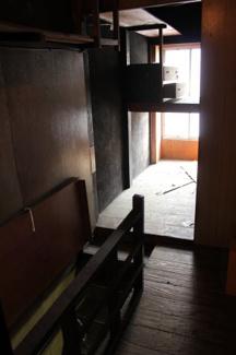 【内装】三条御前西の元電機屋さん