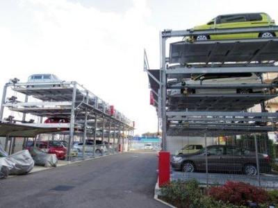 【駐車場】フロンティア・コンフォート研究学園