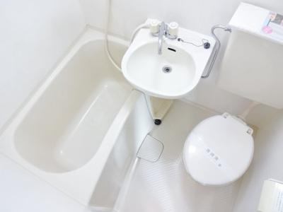 【浴室】ピアシティ三田