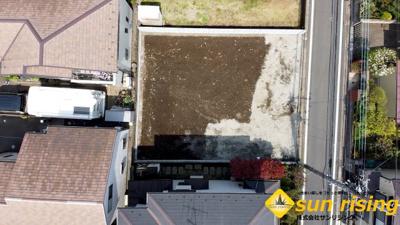 【外観】立川市若葉町2丁目 新築一戸建 全1棟