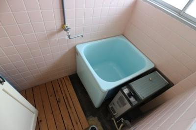 【浴室】鳥飼マンション
