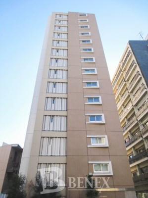 シティインデックス新宿若松町の外観です