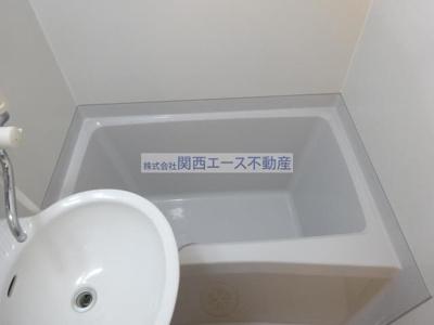 【浴室】レオパレスタカラ
