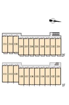 【その他】レオパレスSir House (24780-206)
