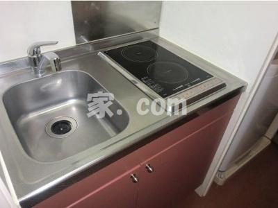 【キッチン】レオパレスSir House (24780-206)