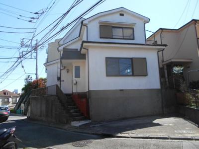 【外観】桜が丘2丁目一戸建
