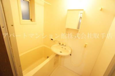 【浴室】ガーデンハウス2号館