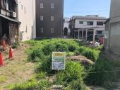 西淀川区姫島1丁目 売土地(建築条件無)の画像