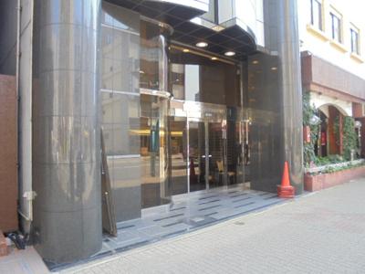 【エントランス】サンオフィス名駅新幹線口