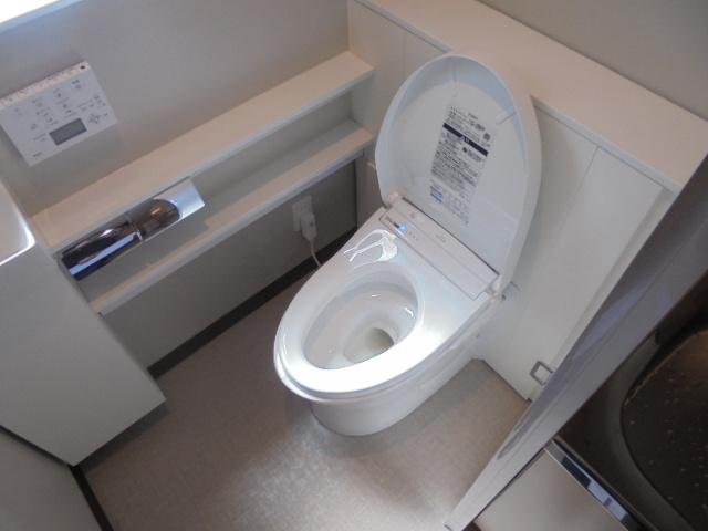 【トイレ】サンオフィス名駅新幹線口
