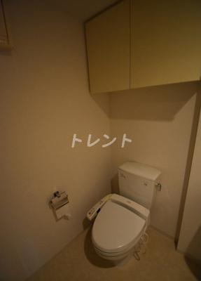 【トイレ】メインステージ白金高輪駅前