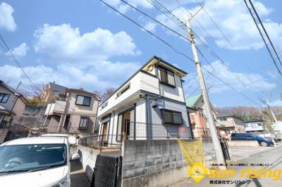 【外観】武蔵村山市中央4丁目 中古一戸建