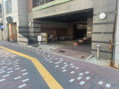 【エントランス】プレステージ明石本町