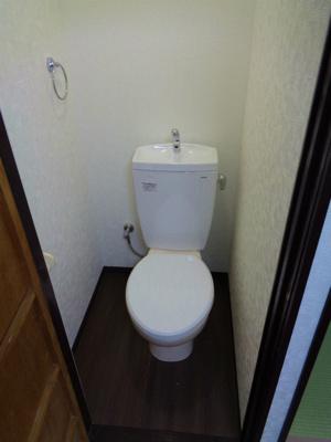 【トイレ】太郎左衛門住宅2