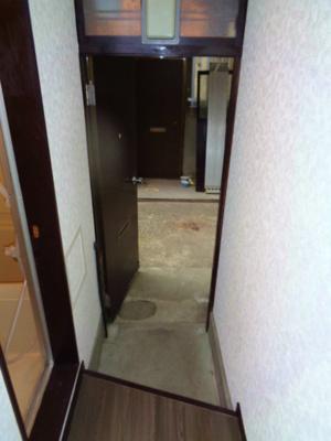 【玄関】太郎左衛門住宅2
