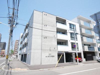【外観】【仲介手数料無料】アオアクア円山N4