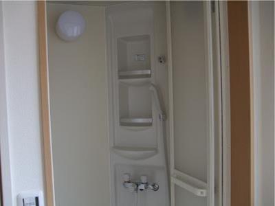 フェリスシリウスのシャワールーム♪