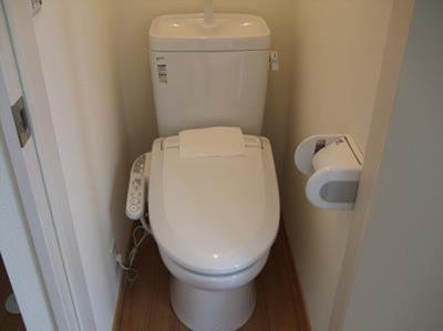 フェリスシリウスのトイレ★
