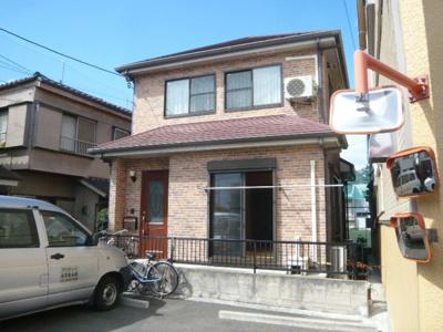 【外観】栄町2丁目貸家