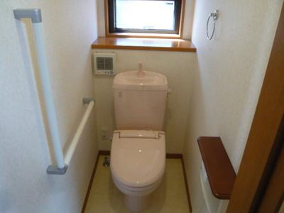 【トイレ】栄町2丁目貸家