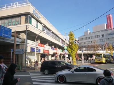 【周辺】五十鈴ハイツ東館